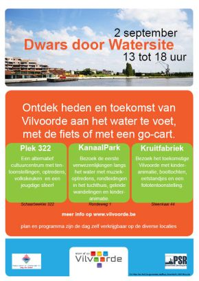 Affiche Dwars door Watersite_4